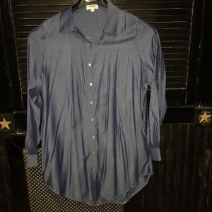 Men's shirt dress